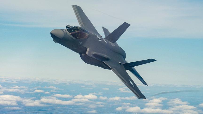 ABD'li Temsilcilerden F-35 şantajı