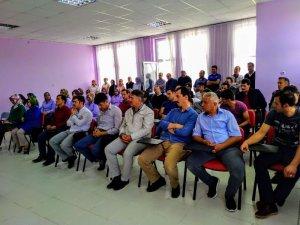 Beyşehir'de KYK personeline seminer