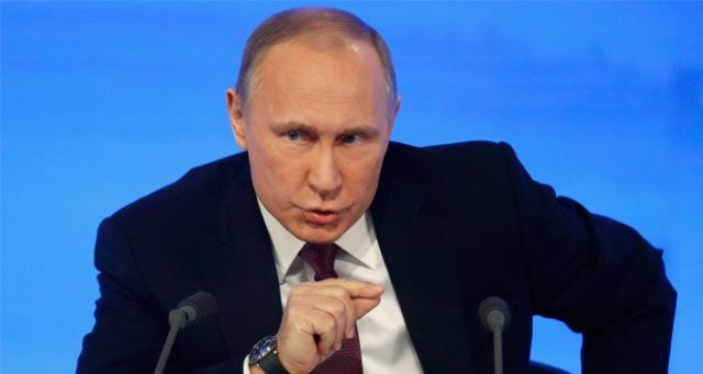 """Putin: """"Bahsedilen iki Rus sivildir, katil değil"""""""