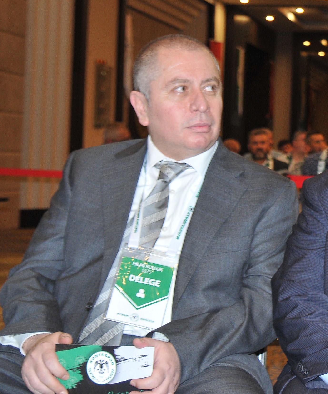 Konyaspor Başkanı Hilmi Kulluk'tan ilk açıklama: Kutsal bir görev