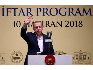 İçişleri Bakanlığı Mensupları ve İstanbul Muhtarları İftar Programı
