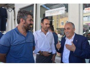 Gıda, Tarım ve Hayvancılık Bakanı Ahmet Eşref Fakıbaba: