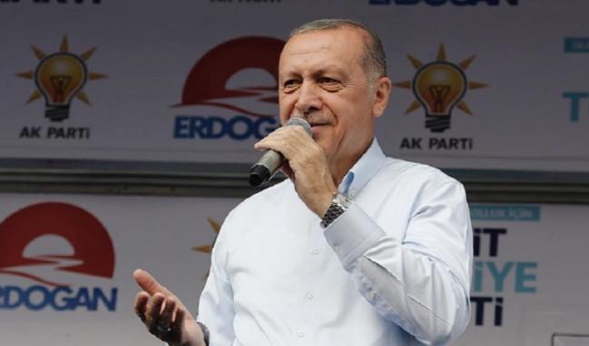Erdoğan: Kandil'e operasyonları başlattık!
