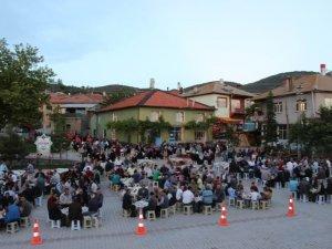 Seydişehir'de son iftar