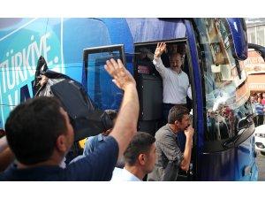 Bakanlar Soylu ve Sarıeroğlu, Adana'da