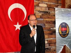 Suşehri Kaymakamı Uzunoğlu iftar verdi