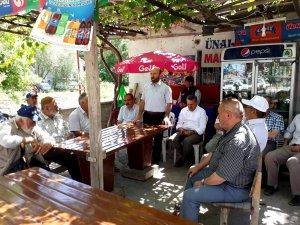 Tüfekci Seydişehir'de