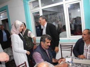 Gülay Samancı, Beyşehir'de