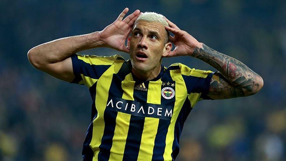 Fenerbahçe, Fernandao'yu El Wehda'ya verdi