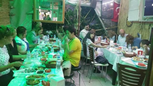 Gönül Gözü'nden iftar