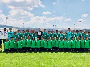Konyaspor U 13 sampiyon