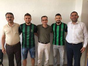 Sarayönü Belediyespor'da transfer başladı