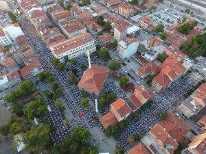 Çumra belediyesi 46 mahallede iftar sofrası kurdu