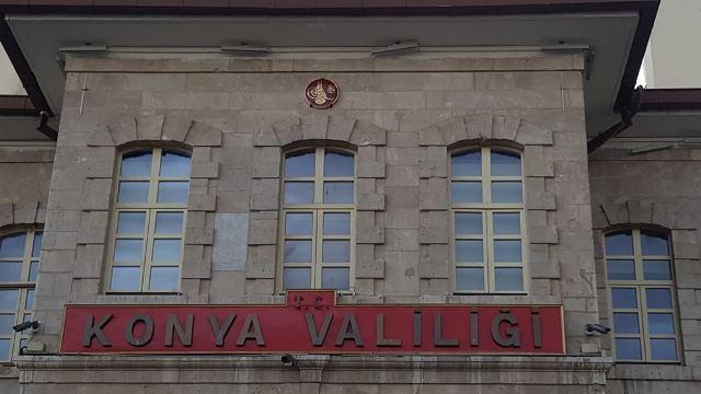 Valilik Binasına  Osmanlı turası