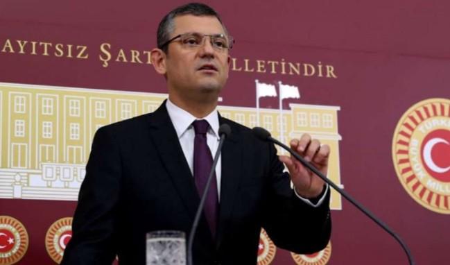 CHP Grup Başkanvekili Özgür Özel'den yemin töreni açıklaması