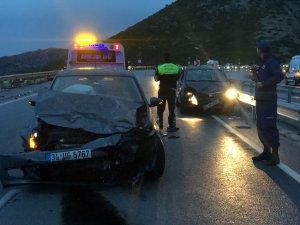 Yurt genelinde meydana gelen trafik kazaları