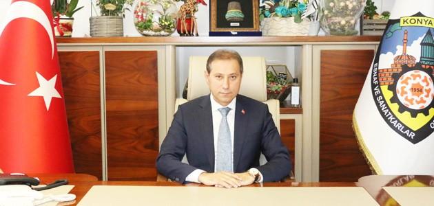 Karabacak'tan 'makine teçhizat' desteği açıklaması