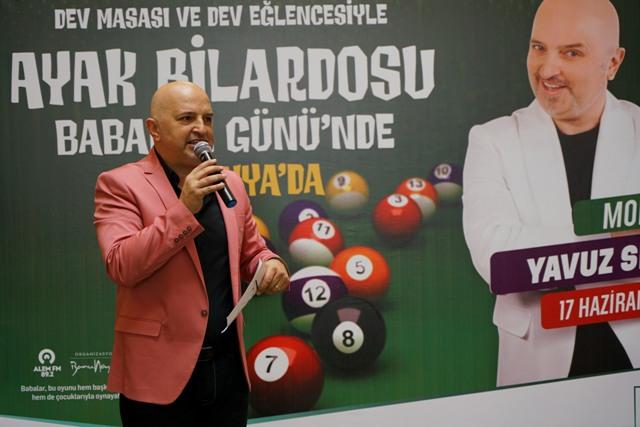 M1 Konya'da büyük eğlence