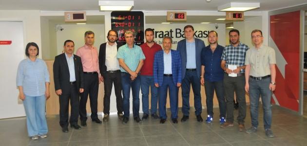 Ak Parti Akşehir'den seçim kampanyasına destek