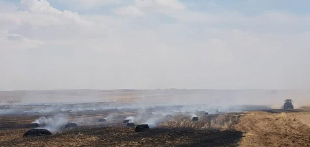 Kulu'da balya yangını