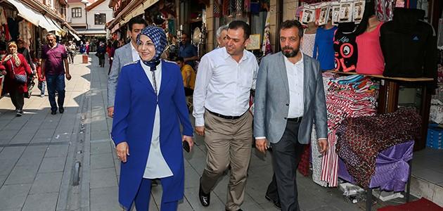 """""""Konya, Erdoğan ve AK Parti'nin yanında"""""""