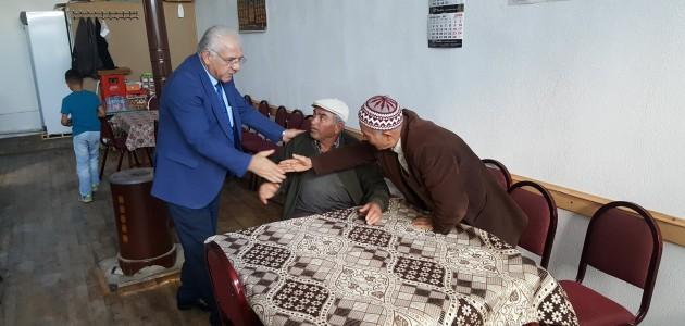 İsmail Öğütçü, Beyşehir'i ziyaret etti