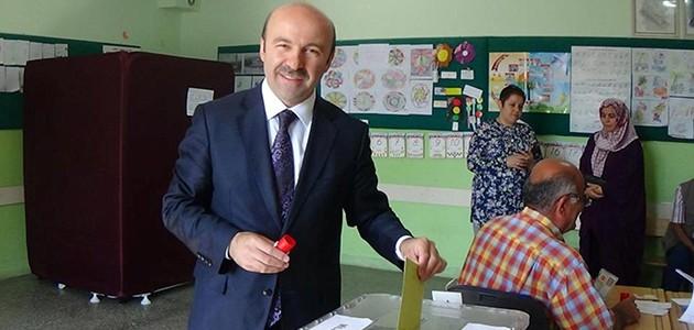 Tüfekci oyunu Seydişehir'de kullandı