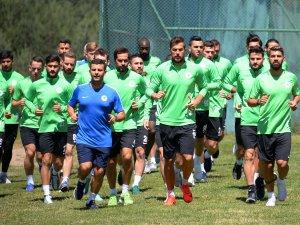Konyaspor'un Hollanda kampı başlıyor
