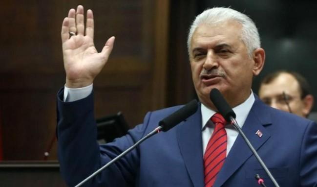Son Başbakan Yıldırım helallik istedi!