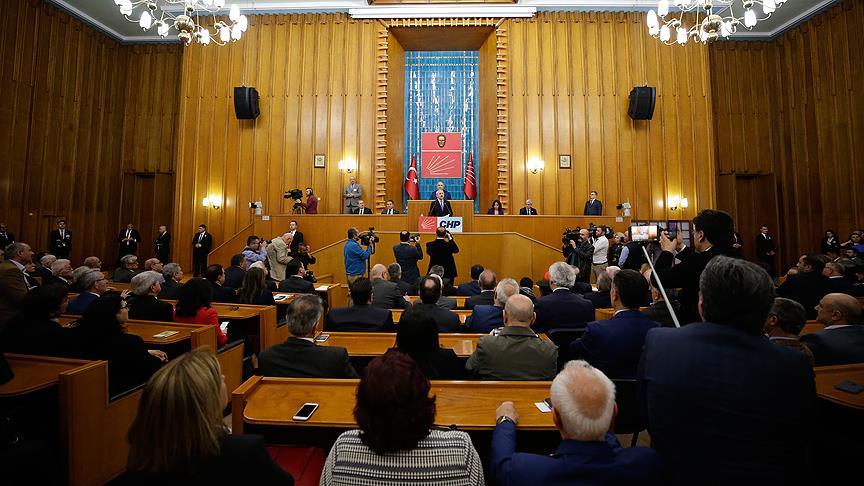 """CHP'nin yeni dönem planı """"Mecliste etkin muhalefet"""""""