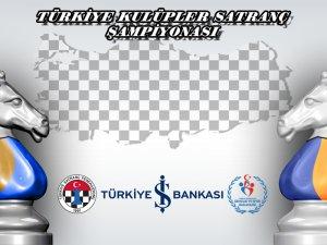 2018 Türkiye Kulüpler Satranç Şampiyonası Konya'da gerçekleştirilecek