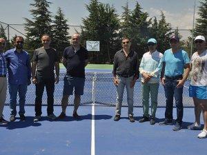 Vole Tenis Kulübü'nden Konya'ya yeni kort