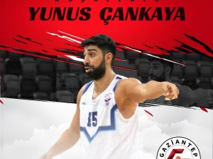 Yunus Çankaya Gaziantep Basketbol'da