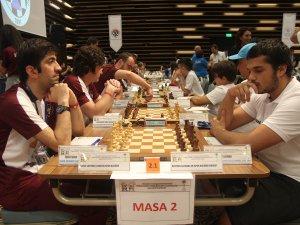 Türkiye Kulüpler Satranç Şampiyonası Konya'da başladı