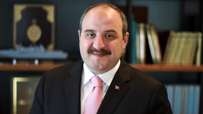 """Erdoğan'dan Varank'a """"atom karınca"""" övgüsü"""