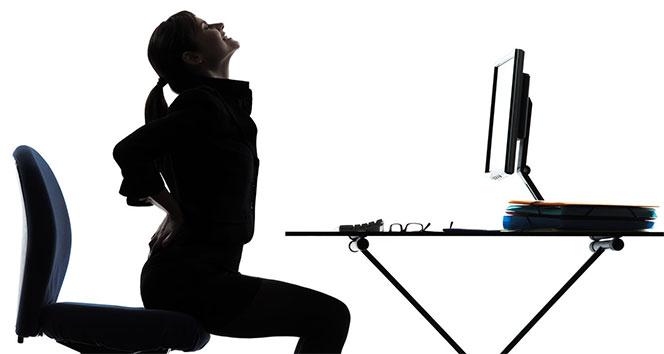 Sırt ve bel ağrıları ne zaman tehlikelidir?