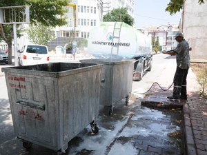 Karatay'da temizlik seferberliği