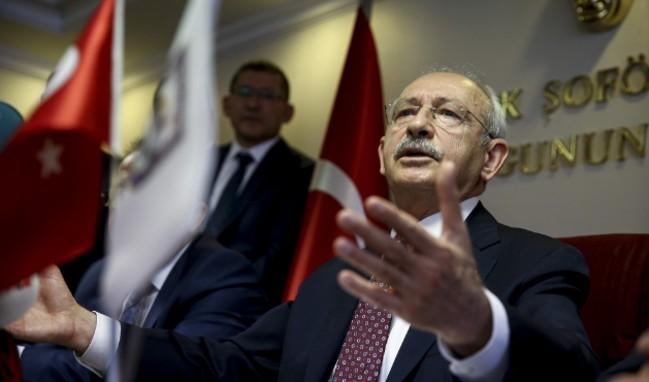 Kılıçdaroğlu, 'Kontrollü Darbe'den 'Destan'a geldi!