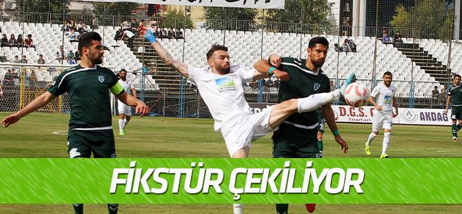 Anadolu Selçukspor'un fikstürü belli oluyor
