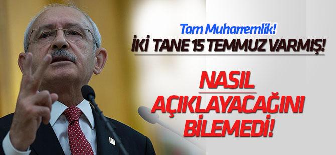 Genel Başkan Kılıçdaroğlu: İki 15 Temmuz var