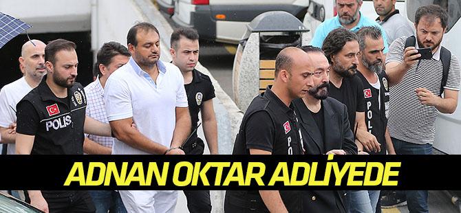 Adnan Oktar, adliyede