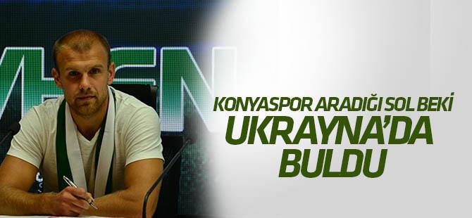 Yevhen Opanasenko, Konyaspor'da