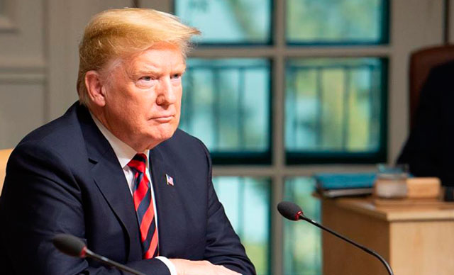Trump Rahip Bronson'ın serbest bırakılması için çağrı yaptı