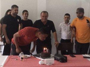 Galatasaray'da Fernando Sevilla'ya transfer oluyor