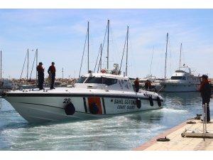Denizde aranan organizatör karada yakalandı