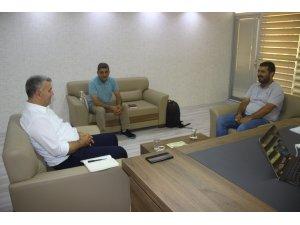 Edremit'te milletvekili iletişim ofisi çalışmalarına başladı