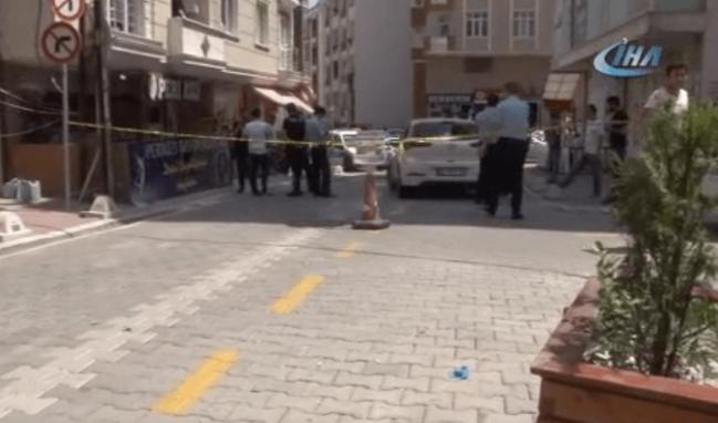 Esenyurt'ta sivil polislere saldırı düzenlendi!