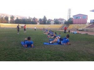Yeşilyurt Belediyespor yeni sezona şampiyonluk parolasıyla hazırlanıyor