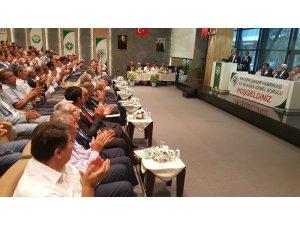 """Başkan Akay; """"Özelleştirilip de teslim edilemeyen şeker fabrikaları sektörde kaosa yol açabilir"""""""
