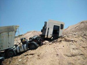 Ürdün'de trafik kazası: 7 ölü